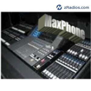 Radio: RADIO MAXPHONE ELECTRONIC SATELITAL